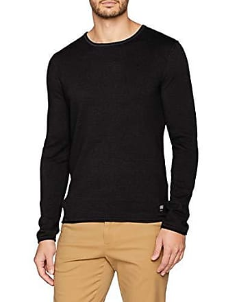 X large S Fabricant Noir 811 taille Pull 28 Homme 61 5725 oliver wY6HxUf4