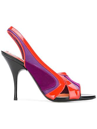 Emilio Sandals Colour Rouge Pucci Block a6xgwqTv
