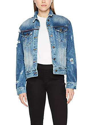 ariene Bleu Lynia Jeans Ltb Blouson Jacket Wash Femme 40 50796 xfXYv5w5q