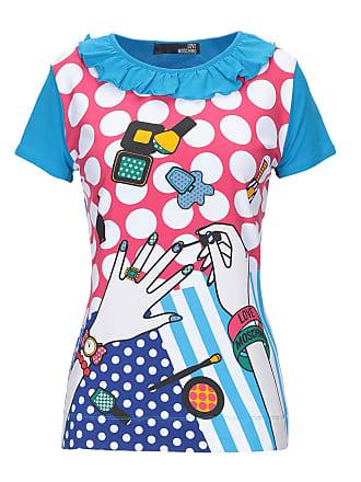 Love shirts Love T shirts Topwear Topwear Love T Topwear Moschino Moschino Moschino T qp8xIw