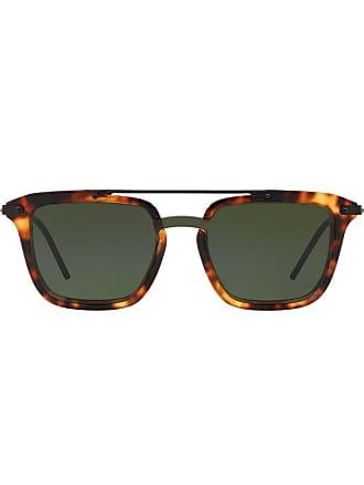à Lunettes CarréeMarron Eyewear Gabbana Soleil Monture Dolceamp; De Lq3Ajc4R5