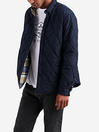 Levi's X « Leaves» Fresh Levis Justin Collection Jaune Blouson Réversible Timberlake rRqwgBHrF