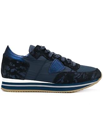 Model Sneakers Tropez Philippe Model Tropez Sneakers Philippe Bleu Philippe Model Bleu Tropez xAqXX4