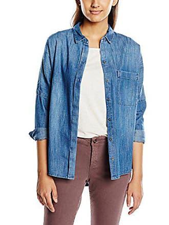 Taille Blouse Longues taille Fr 40 Manches By Wash M Edc Bleu 016cc1f015 Normale blue Esprit Medium De Femme Fabricant xt0w4xIqFS