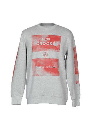 Crooks Castles Topwear amp; Sweatshirts Castles Crooks Sweatshirts Topwear Crooks amp; fOdOFq4xw