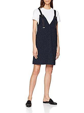 Del tamaño s Mujer 4 36 Vestido Bright Libertine dark Navy Fabricante Para Azul Stripe q4vwRPO