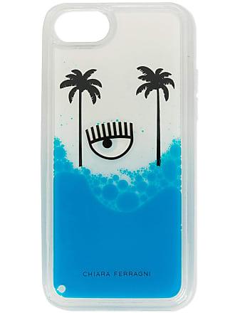 CaseBlanc Motif 7 Ferragni Eye Iphone Chiara uOXZiPk