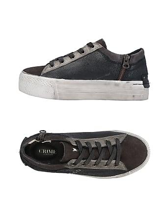 Basses amp; Sneakers Tennis London Chaussures Crime qwaCX