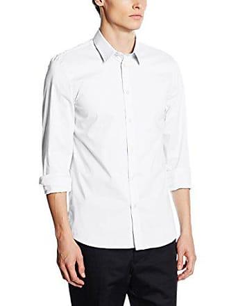 Shirt K Filippa Weiß MPaul Businesshemd Herren Stretch M 9W2HDIYE