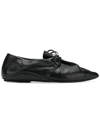 Noir Marsèll Lacets À Chaussures Chaussures Marsèll SwX0xPnOOF