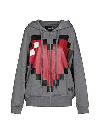Moschino TopsSweatshirts Love TopsSweatshirts Love Moschino TopsSweatshirts Moschino Love Moschino Love TopsSweatshirts L4jR5A3