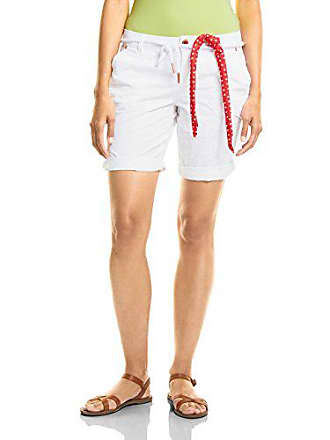 10000 A371471 Bermuda One Street 42 Blanc Femme white 1YxO7FSw