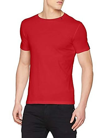 Replay 353 Camiseta Xxx Rojo M3728 Para large 000 2660 Red tomato Hombre rUzTqrHw