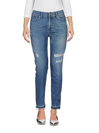 7 En Denim All Jean Pantalons Mankind For 7Aw7qr6