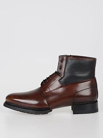 Santoni 6 Shoes Leather Laced Größe 7XA1nUpx