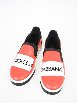 Dolceamp; Slip On 44 Printed Gabbana Leather Size m0w8NOvn