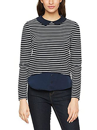Manches Only À Longues Captain T taille Onlcarmella cloud Fabricant Stripes s Top 40 L Dancer sky Collar Femme Jrs Multicolore shirt Large wAwqv8rz