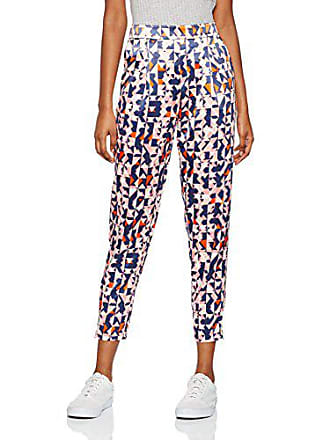 talla Fabricante Cr003 Mujer White off Para 38 S Pantalones Trousers Aop Tapered Del Bench a7vqZ