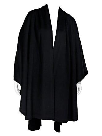 Capa de lana negra Capa lana de negra Givenchy Givenchy Capa 1qTrxZa1gw