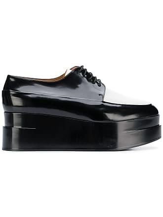 Platform Lace up Noir Robert Clergerie Shoes F7qffg