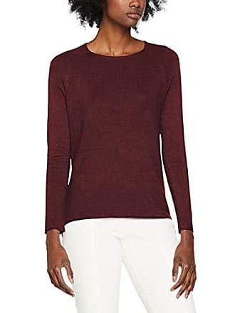 Chocolate Only Knt Onlmila Taille Du Truffle L Cou Wrwq6 Fabricant Noos Rouge Ras Pull S Uni Col Femme Longues Lacy Pullover Manches 40 4tqUqg