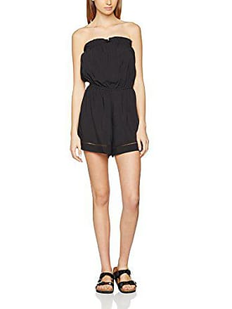 black Seafolly Femme On Robe Playsuit Noir 42 Pull TqrA7qSY