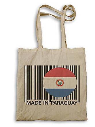 Innoglen Neuheit Reise Tragetasche Lustige Uu22r Welt In Paraguay Gemacht hQrBCtsodx