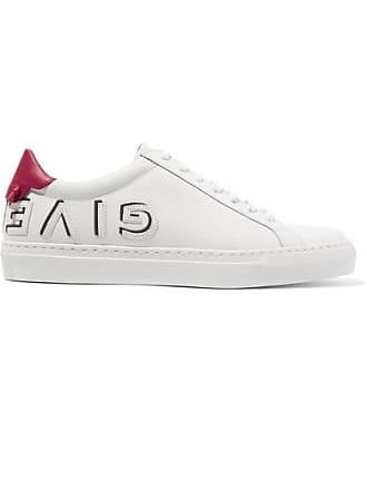 Cuir Street Givenchy En Blanc À Urban Baskets Logo E6EpRqr7A