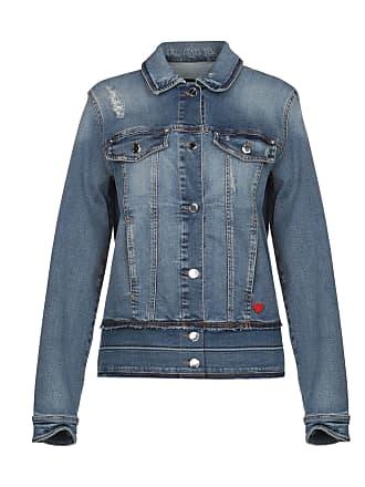 Love Love Denim Outerwear Moschino Moschino v1xqgS5
