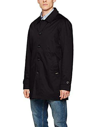X 2 Trench James Brandit Men black Noir Homme Coat BPSwTq68
