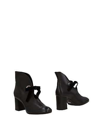 By La Pelle Bottines Ballin Corte Chaussures Della Franco xwq1n6Fv8q