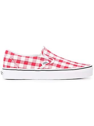 VichyRouge Carreaux à Vans Skate Chaussures De kn0wPOX8