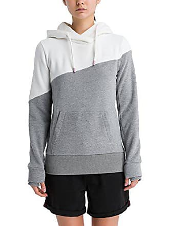 Gris Color Capucha Wh11210 large Hoody White Block Her X Bench snow Para Mujer wI4Zx0ffEq