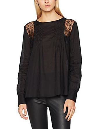 Day Blusa Del Negro Birger caviar 12001 Para 36 Girlz Et Fabricante Mikkelsen For Mujer talla 7Z784rXqw