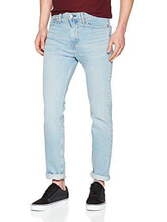 Levi's 0793 Blu For Fit Warp gingham 510 Men 34w Skinny Jeans 32l zrxwnfzqpR