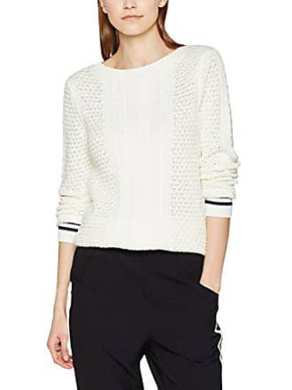 Cable Clothing Tipped Crew Damen Pullover fvI6Yb7gy