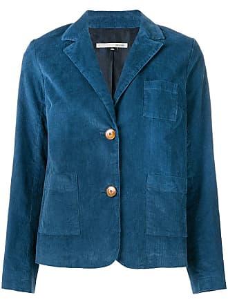 Acoté Corduroy Bleu Classic Acoté Classic Corduroy Blazer Bleu Blazer Acoté Classic Iwxwr61