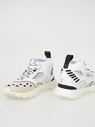 Sneakers Size 41 Fabric Garavani Valentino Low Ya7nqwIx