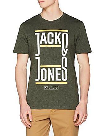 Herren May T Jcobooster Jones Tee Neck Crew shirt Ss Jackamp; OlPkZuTXwi