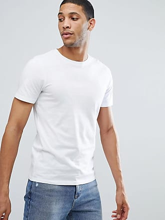 EssentialsKlassisches shirt Jackamp; Jones T Weiß c3Rj4q5LA
