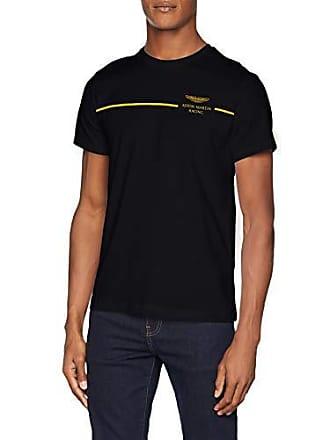 Camiseta Hombre Amr Hackett Stripe 999 black Para Tee Xxl 1tZxw