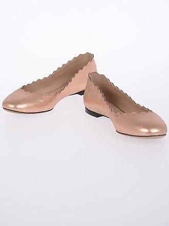 5 Leather Ballet 37 Chloé Size Flats XOiTPkZu