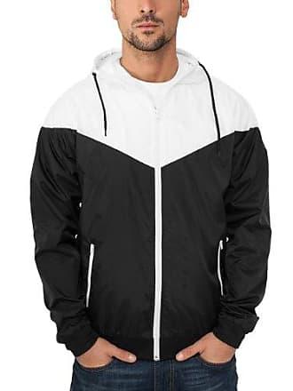 Classics bianco Arrow Nero Man Jacket For Large Urban Windrunner H5w0dRqHv