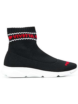 SneakersNoir Vivetta SneakersNoir Vivetta Intarsia Vivetta Intarsia Sock Sock Intarsia Sock mN8nyv0Ow