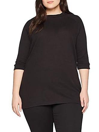talla Para Simply Be Del 22 20 Tunic Sleeve Negro 50 Raglan Ribbed Mujer Deporte Camisa Fabricante black De 8xBAO8w