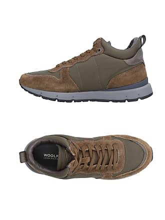 amp; Tennisschuhe Woolrich High Sneakers Schuhe SnnYW4