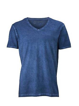 Xl Lunghe Blanco James Maniche Hombre Nicholson Maglia Mens amp; T shirt denim Gipsy A qRwzOA