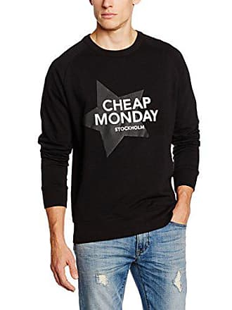 Sweat Star Monday L black Homme Rules Cheap Noir Pulls EqtRxw