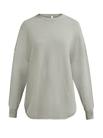 Hop Crew No53 Extreme Cashmere SweaterWomens Light Blend Green 4jL3A5Rq