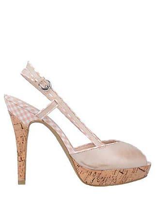 Cafènoir Con Cafènoir Sandalias Calzado Cierre Calzado Sandalias 68vxHqw4